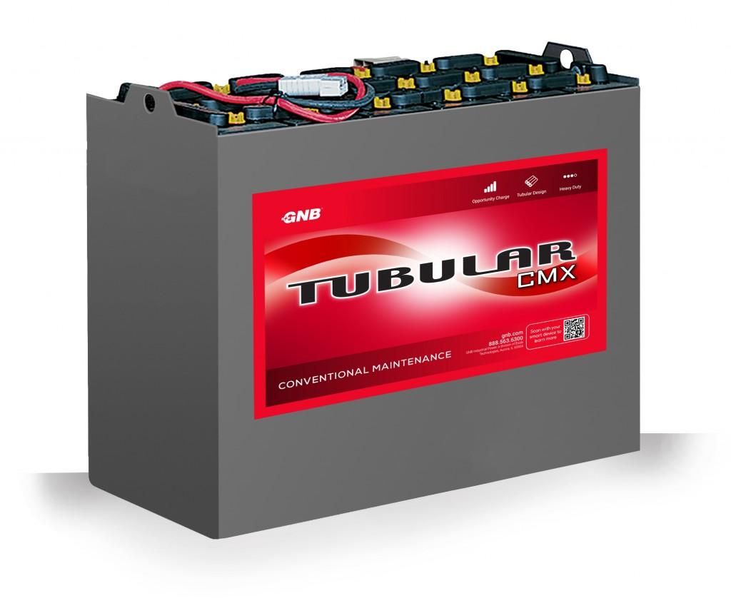 Exide GNB_Branded_Tubular CMX battery