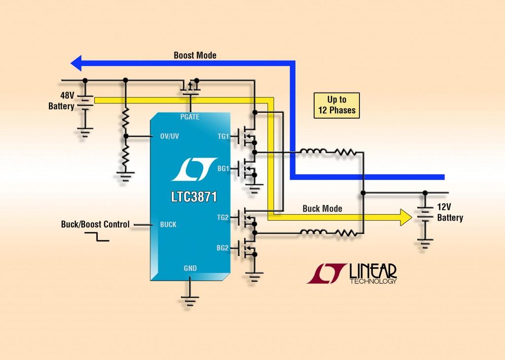 Battery Power Online | News Release Word Document 48V/12V Automotive ...