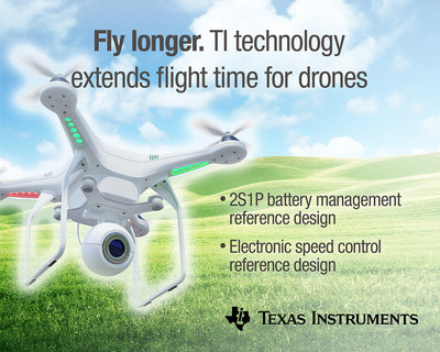 Texas_Instruments___Drone