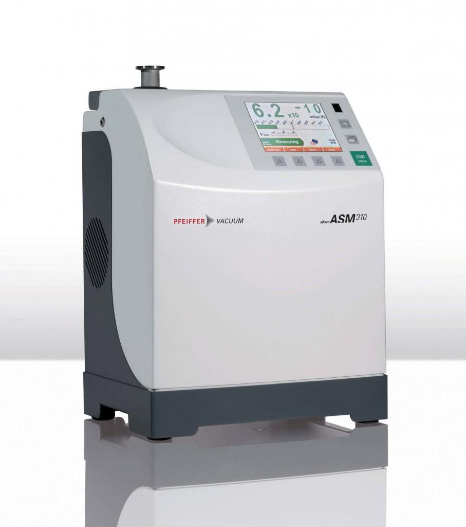 ASM 310 leak detector